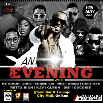 An Evening at Swe Bar & Lounge - Events This Weekend - BellaNaija