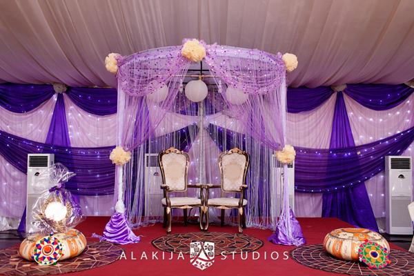 Anu Zebedee S Fabulous Nigerian Ghanaian Wedding Traditional