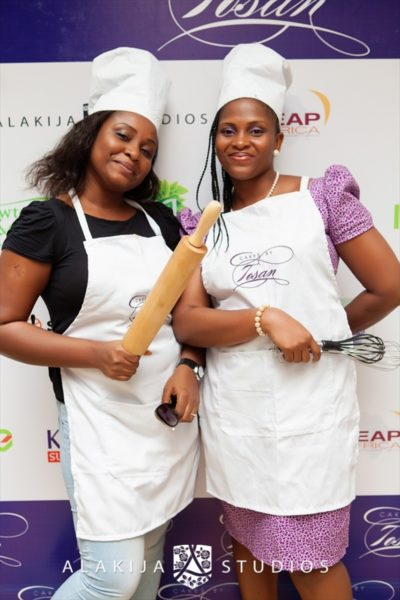BN Exclusive_ Official Photos from Cakes by Tosan's The Tallest Cake in Africa Project in Lagos - May 2013 - BellaNaija049