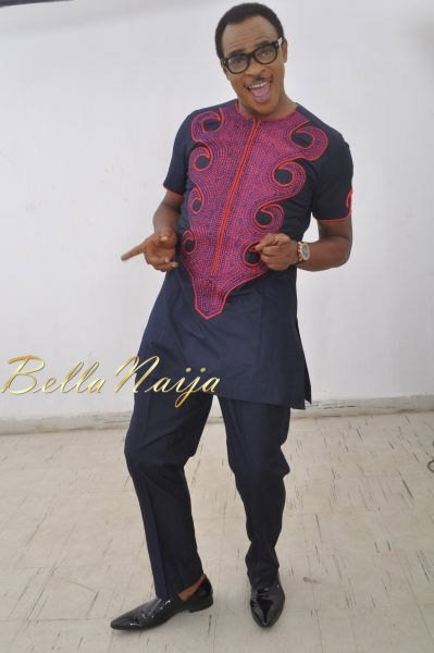 BN Saturday Celebrity Interview Fred Amata - May 2013 - Bellanaija004