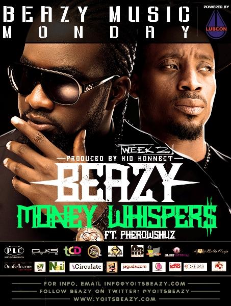 Beazy Money Whispers