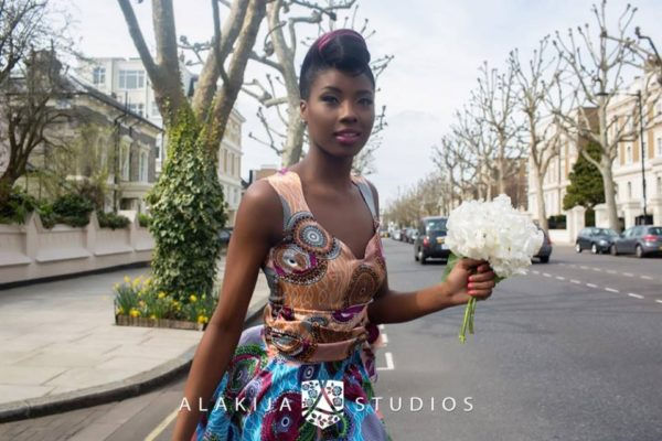 Bespoke Eki Bridal Prints Photoshoot - May 2013 - BellaNaija002