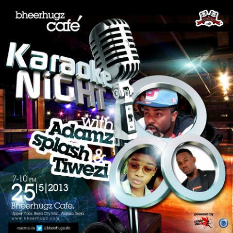 Bheerhugz Cafe - Karaoke Night