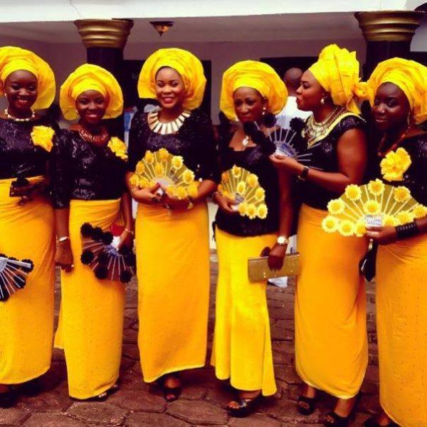 Black Yellow BN Glam