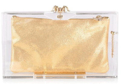 Charlotte Olympia Pandora Perspex Clutch - BN Pick Your Fave - May 2013 - BellaNaija