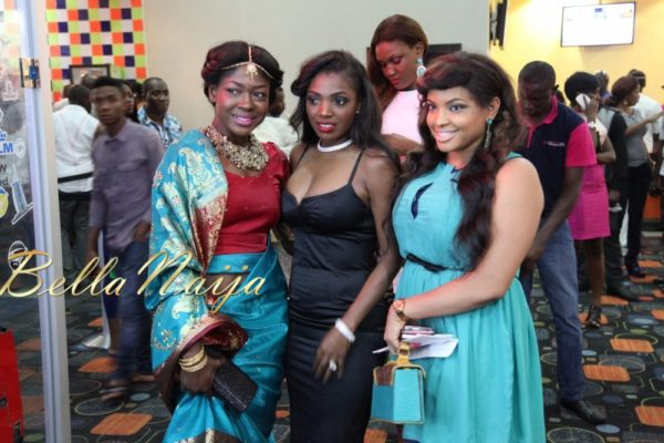 Chioma Chukwuka-Akpotha's On Bended Knees Lagos Movie Premiere - May 2013 - BellaNaija023
