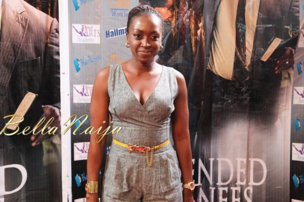 Chioma Chukwuka-Akpotha's On Bended Knees Lagos Movie Premiere - May 2013 - BellaNaija103
