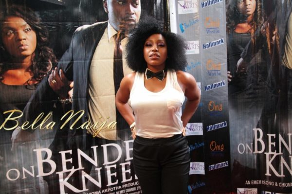 Chioma Chukwuka-Akpotha's On Bended Knees Lagos Movie Premiere - May 2013 - BellaNaija142