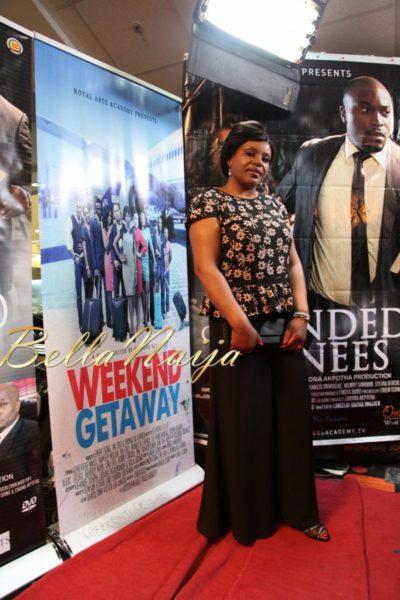 Chioma Chukwuka-Akpotha's On Bended Knees Lagos Movie Premiere - May 2013 - BellaNaija151