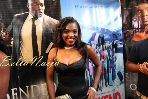 Chioma Chukwuka-Akpotha's On Bended Knees Lagos Movie Premiere - May 2013 - BellaNaija316