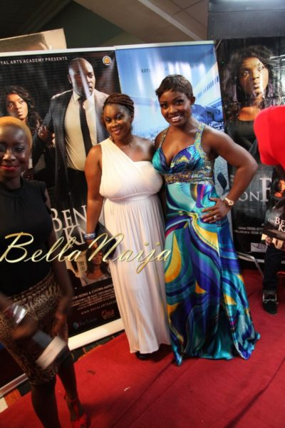 Chioma Chukwuka-Akpotha's On Bended Knees Lagos Movie Premiere - May 2013 - BellaNaija333