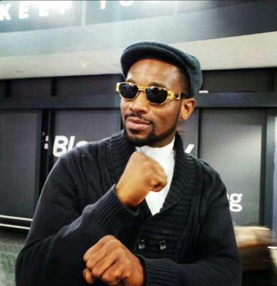 D'Banj is here