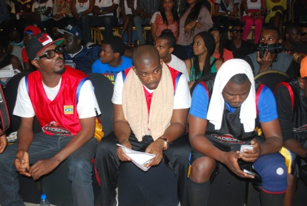 Don Jazzy Dr. Sid