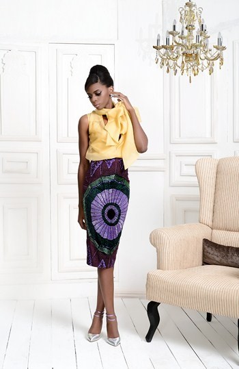 Ella & Gabby AW 2013 Collection - BellaNaija - May2013001