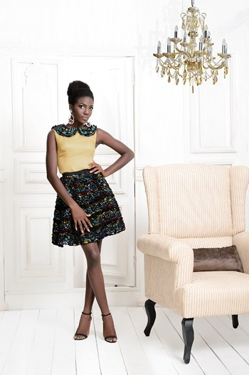 Ella & Gabby AW 2013 Collection - BellaNaija - May20130013