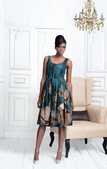 Ella & Gabby AW 2013 Collection - BellaNaija - May2013004