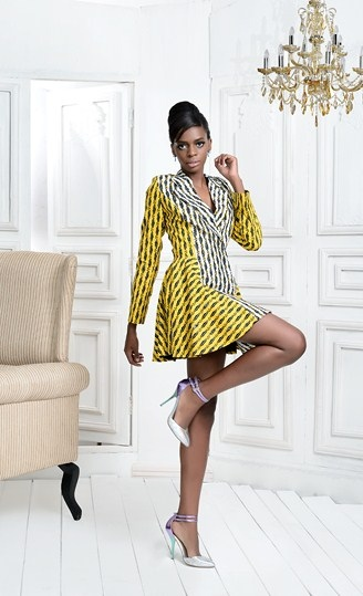 Ella & Gabby AW 2013 Collection - BellaNaija - May2013008