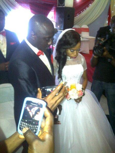 Femi B Wedding