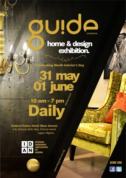 Join the Interior Designers Association of Nigeria at GUIDE 2013