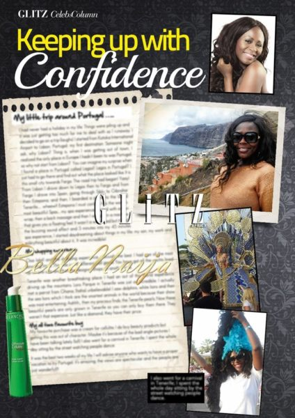 Glitz Africa Magazine with Tonto Dikeh - May 2013 - BellaNaija001