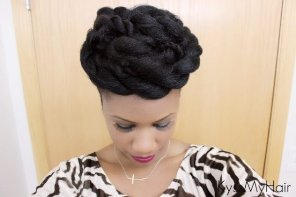 Hairstyles to do with Natural Hair - BellaNaija - May2013006