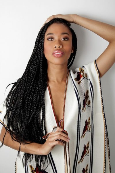 Bn Beauty Looking For New Ways To Style Your Braids Check