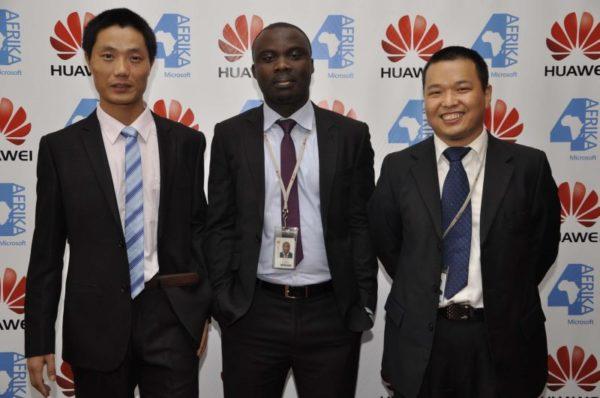 Huawei Unveils Smartphone Huawei4Afika - BellaNaija - May20130011