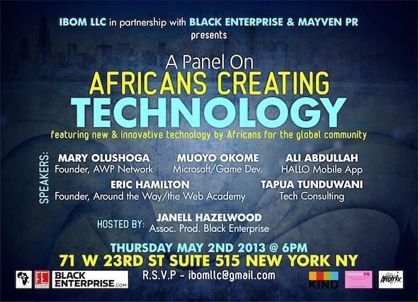 IBOM LLC, Black Enterprise, Mayven PR