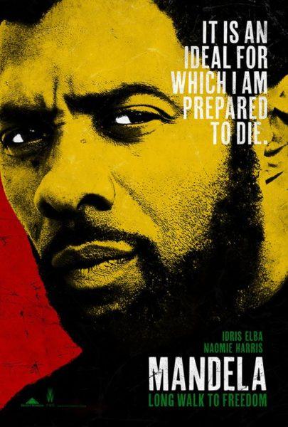 Idris Elba in Mandela Long Walk to Freedom - May 2013 - BellaNaija