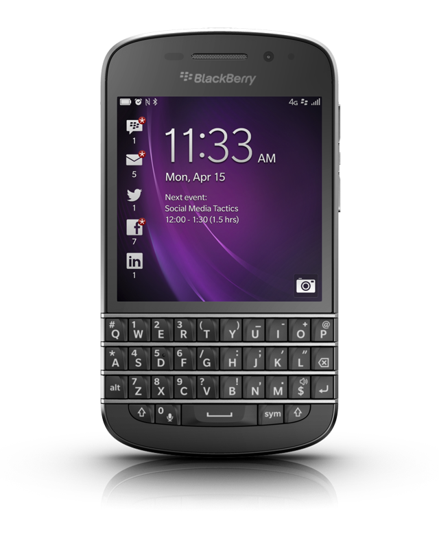 BlackBerry suing Facebook, Instagram and WhatsApp