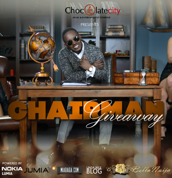MI Abaga's Chairman Giveaway