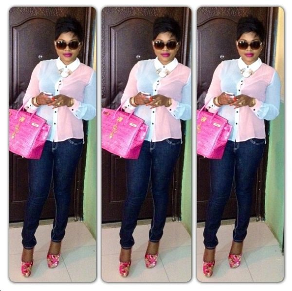 Mercy Aigbe - May 2013 - BellaNaija 01