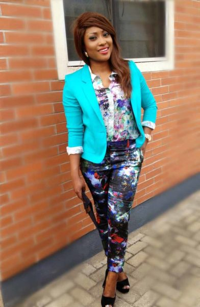 Mixing Prints - BellaNaija - May2013002