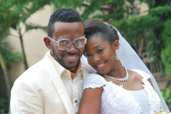 Nigerian Music Star J Martins' Intimate Wedding in Lagos - June 2013 - BellaNaija001