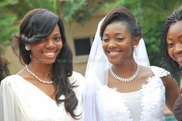 Nigerian Music Star J Martins' Intimate Wedding in Lagos - June 2013 - BellaNaija003