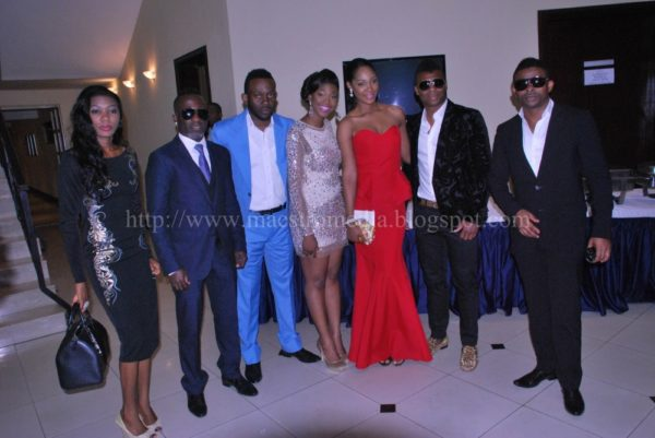 Nigerian Music Star J Martins' Intimate Wedding in Lagos - June 2013 - BellaNaija004