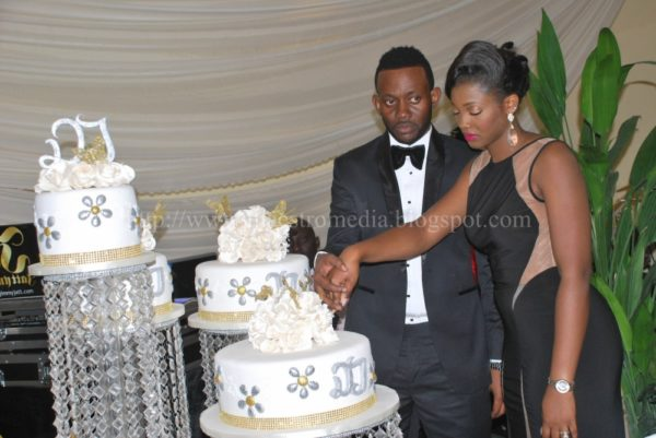 Nigerian Music Star J Martins' Intimate Wedding in Lagos - June 2013 - BellaNaija005