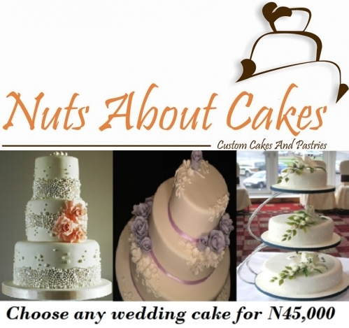 Nuts About Cakes - BN Bargains - BellaNaija