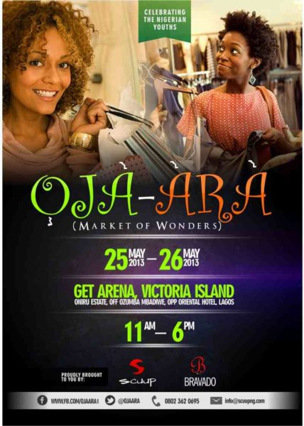Oja Ara Market of Wonders - BellaNaija - May2013