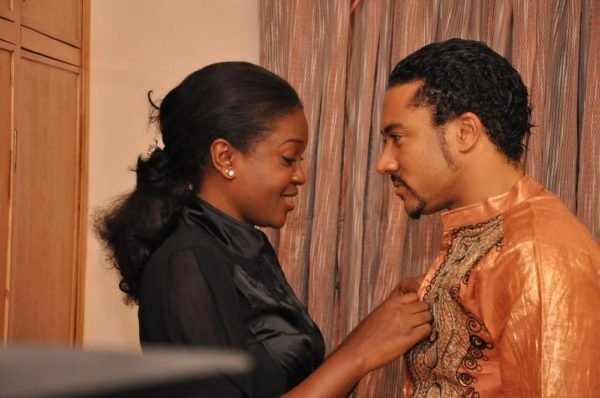 Omoni Oboli & Majid Michel - Brothers Keeper - May 2013 - BellaNaija