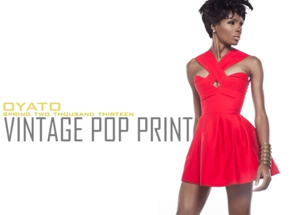 Oyato Vintage Pop Print Summer Collection - BellaNaija - May2013005