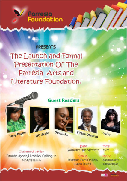 Paressia Foundation - Events This Weekend - BellaNaija