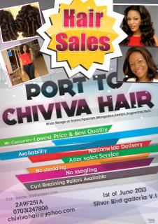 Port to Chiviva Hair
