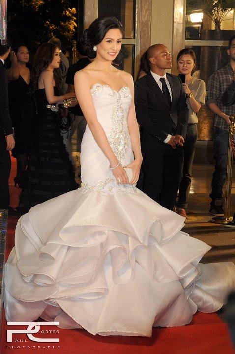 Filipina Celebrity in Francis Libiran