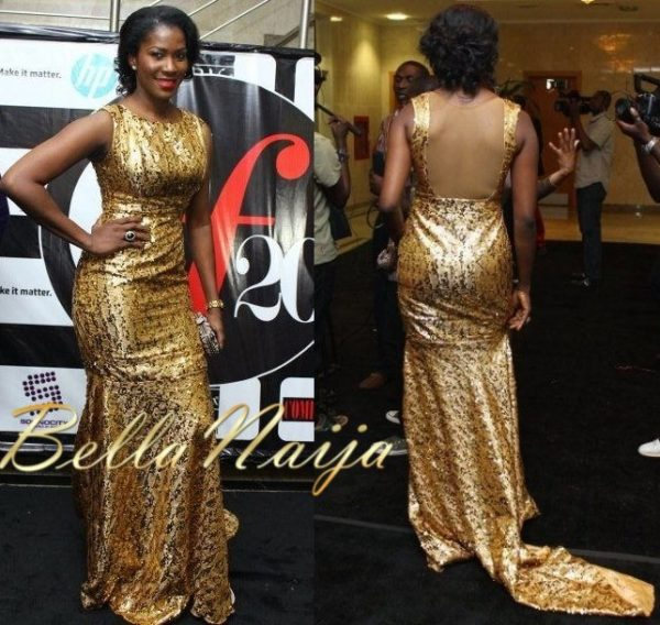 Stephanie Linus in House of Nwocha - May 2013 - BellaNaija