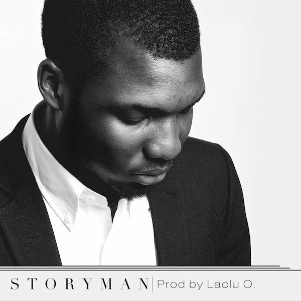 Storyman by Laolu Ogun Cover