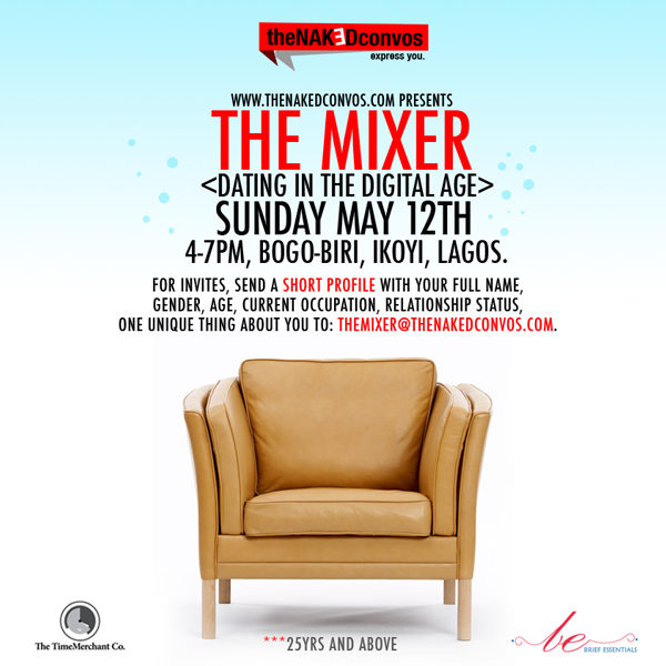 The Naked Convos - Events This Weekend - BellaNaija