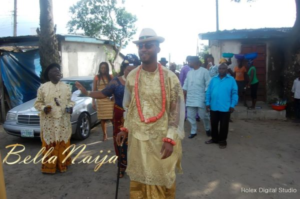 Tienepre Oki & Charles Udejiofor Traditional Wedding - May 2013 - BellaNaijaWeddings016