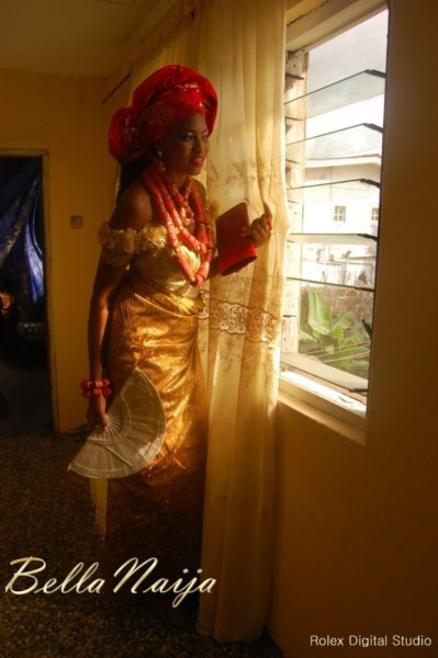 Tienepre Oki & Charles Udejiofor Traditional Wedding - May 2013 - BellaNaijaWeddings024