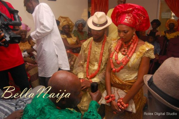 Tienepre Oki & Charles Udejiofor Traditional Wedding - May 2013 - BellaNaijaWeddings035